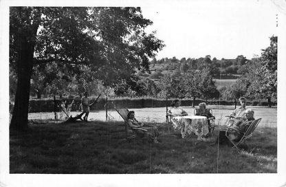 Ansichtkaart Noorbeek Pension 't Heuvelland A. Hodiamont-Vliegen HC2047