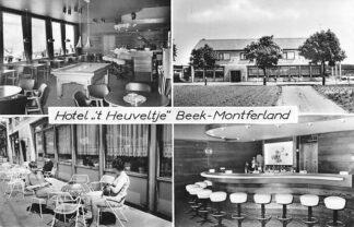 Ansichtkaart Beek (LB) Hotel 't Heuveltje Beek-Montferland HC2053