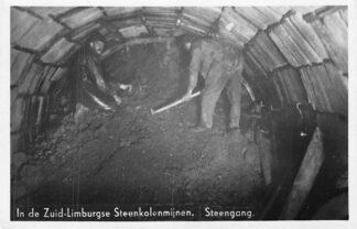 Ansichtkaart Kerkrade In de Zuid-Limburgse Steenkolenmijnen Steengang HC2055