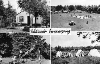Ansichtkaart Vessem 1968 Eldorado Eurocamping HC2129