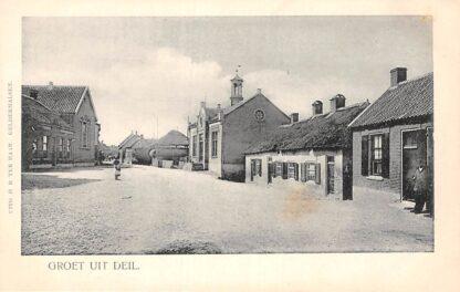Ansichtkaart Deil Geldermalsen Groet uit HC2149