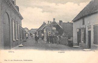 Ansichtkaart Deil Geldermalsen Lingedijk HC2151