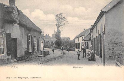 Ansichtkaart Deil Geldermalsen Oosteinde HC2154