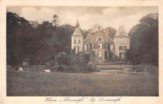 Ansichtkaart Beverwijk 1916 Huize Rooswijk HC2188