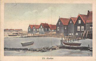 Ansichtkaart Marken 1928 Eiland Marken HC2189