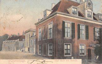 Ansichtkaart 's-Gravenhage 1903 Het Huis ten Bosch HC2192