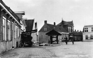 Ansichtkaart Koudekerke Dorpsplein HC2203