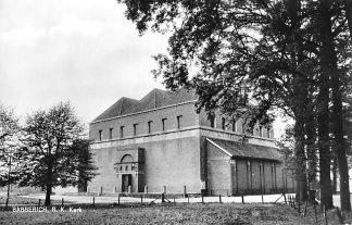 Ansichtkaart Babberich R.K. kerk 1966 HC2226