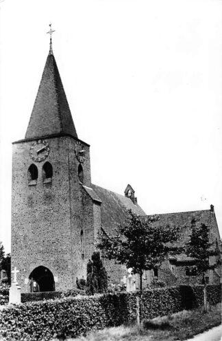 Ansichtkaart Megchelen R.K. kerk HC2235