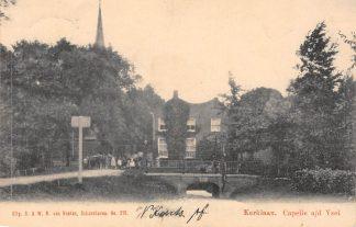 Ansichtkaart Capelle aan den IJssel Kerklaan Uitgave S. & W.N. van Nooten Schoonhoven No. 210 HC2240