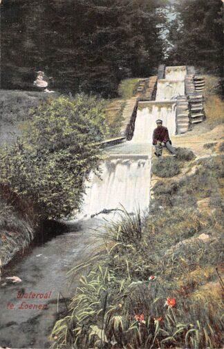 Ansichtkaart Loenen (GD) 1908 Waterval HC2254