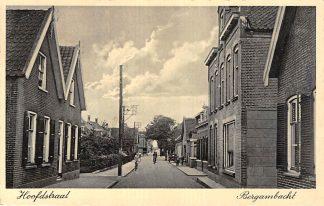 Ansichtkaart Bergambacht Hoofdstraat HC2304