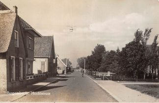 Ansichtkaart Bergambacht Hoofdstraat HC2307