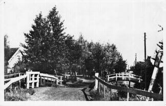 Ansichtkaart Bergambacht 1948 Kerkweg HC2308