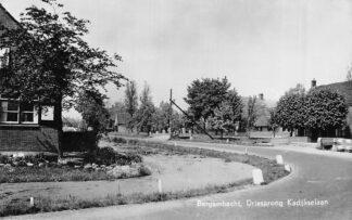 Ansichtkaart Bergambacht 1959 Driesprong Kadijkselaan HC2309