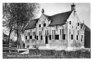 """Ansichtkaart Bergambacht """" Museum """" Bovenberg 1962 HC2310"""