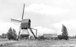 Ansichtkaart Schelluinen Molen Voordijk HC2318