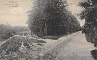 Ansichtkaart Putten Garderensche weg en Prins Hendrikweg HC2337