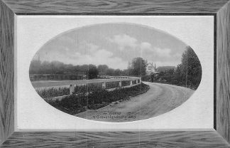 Ansichtkaart Weesp 's-Gravelandsche weg HC2350