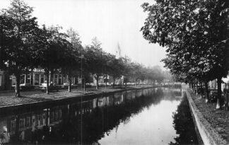 Ansichtkaart Weesp Nieuwstad Oude Gracht HC2351