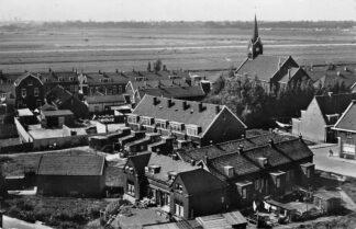 Ansichtkaart Kralingse Veer Panorama Kerk Rotterdam HC2357