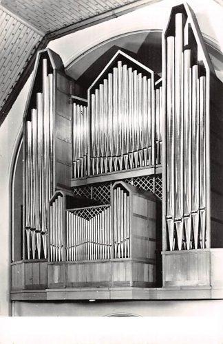 Ansichtkaart Kampen Orgel Gereformeerde Kerk (Vrijg.) Anno 1959 HC2363