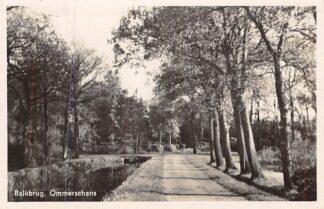 Ansichtkaart Balkbrug 1941 Ommerschans HC2372