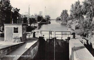 Ansichtkaart Zwartsluis Aremberger sluis HC2414