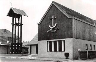 Ansichtkaart Geesteren (GD) Gereformeerde Kerk Borculo Berkelland HC2433