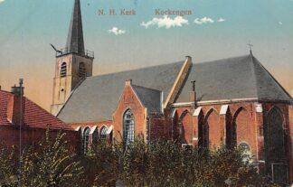 Ansichtkaart Kockengen Ned. Hervormde Kerk HC2444