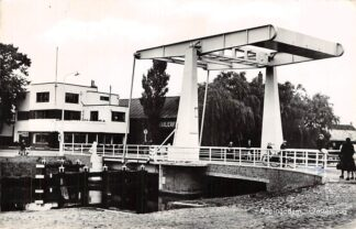 Ansichtkaart Appingedam Oosterbrug 1969 HC2446