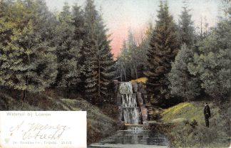 Ansichtkaart Loenen (GD) Waterval 1906 HC2463