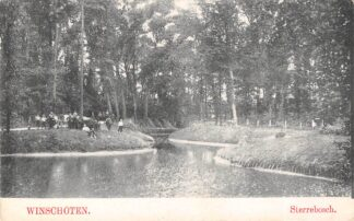 Ansichtkaart Winschoten Sterrebosch 1907 HC2468