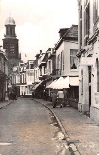 Ansichtkaart Winschoten Torenstraat HC2480
