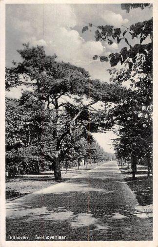 Ansichtkaart Bilthoven Beethovenlaan 1932 HC2488