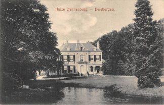 Ansichtkaart Driebergen Huize Dennenburg HC2500