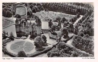 Ansichtkaart Haarzuilens Kasteel de Haer 1929 KLM Luchtopname 29-253 HC2519