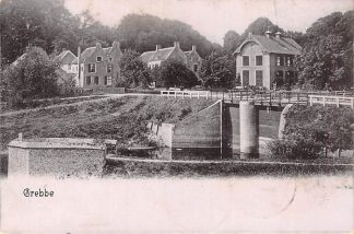 Ansichtkaart Rhenen Grebbe 1902 HC2527