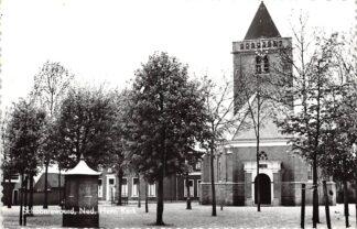 Ansichtkaart Schoonrewoerd Ned. Hervormde Kerk HC2533