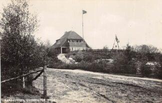 Ansichtkaart Vierhouten Paasheuvel 1934 Jeugdherberg HC2546