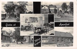 Ansichtkaart Amersfoort Militair Hospitaal 1960 Ziekenhuis HC2572