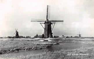 Ansichtkaart Oud Alblas Watermolen Molens HC2584