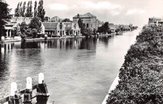 Ansichtkaart Boskoop Gezicht op de Gouwe 1965 HC2636