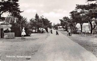 Ansichtkaart Bilthoven Kampeerterrein Camping 1959 HC2645