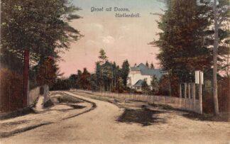 Ansichtkaart Doorn Hirtlerdrift 1931 HC2657