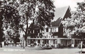 Ansichtkaart Den Dolder Hotel Hiensch 1969 Zeist HC2662