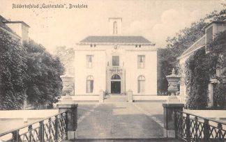 Ansichtkaart Breukelen Ridderhofstad Gunterstein 1913 HC2668