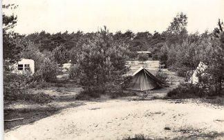 Ansichtkaart Doorn Het Grote Bos Hydeparklaan 4 1957 Camping HC2673