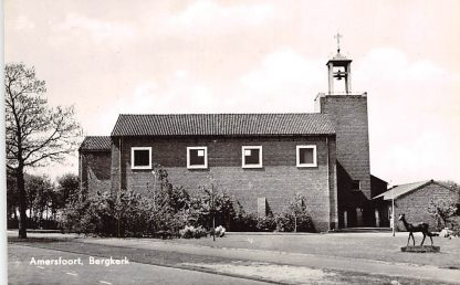 Ansichtkaart Amersfoort Bergkerk Kerk HC2677