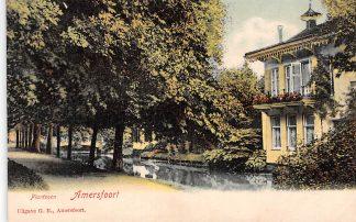Ansichtkaart Amersfoort Plantsoen 1906 HC2679